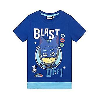 Pj masks boys short sleeve t-shirt