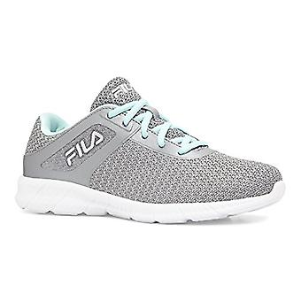Fila Womens 5RM00145 Fabric Low Top Lace Up Running Sneaker