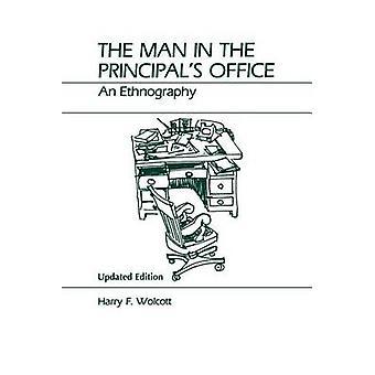 Mannen i rektorkontoret av Wolcott & Harry F. & University of Oregon d. 2012