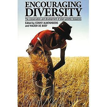 Att uppmuntra mångfald: De samtal och utveckling av växtgenetiska resurser