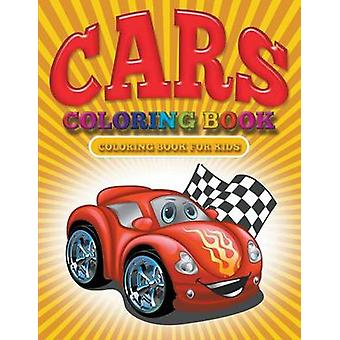 Cars Coloring Book Cars Coloring Books for Kids by Little & Julie