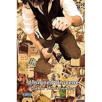 Unsigned Unscene by Winstanley & John