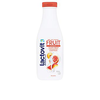 Lactovit Lactovit Fruit Energy Shower Gel 600 Ml Unisex