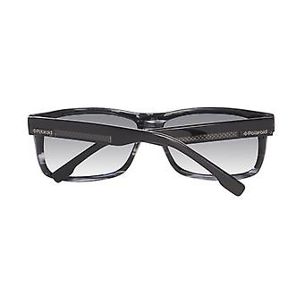 نظارات شمسية للرجال بولارويد X8300-KIH-1T أسود (ø 59 ملم)
