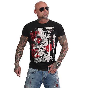 YAKUZA Mäns T-shirt kör för cover