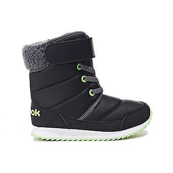 Reebok Snow Prime BS7777 univerzálne zimné deti topánky
