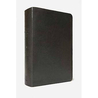 The New Inductive Study Bible Milano Softone (TM) (ESV - charcoal) von