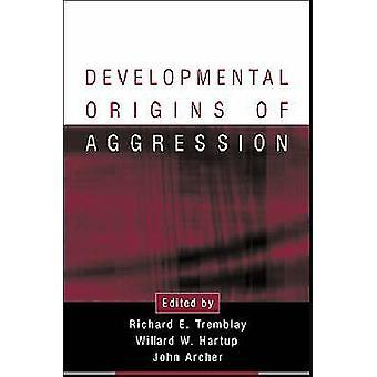 Utvikling opprinnelsen til aggresjon av John Archer - Willard W. Hartu
