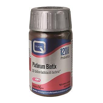 Quest Vitamins Platinum Biotix Caps 120 (601454)