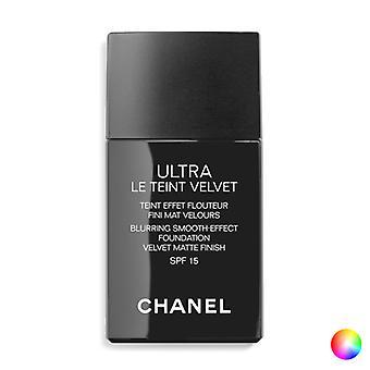 Liquid Make Up Base Ultra Le Teint Velvet Chanel