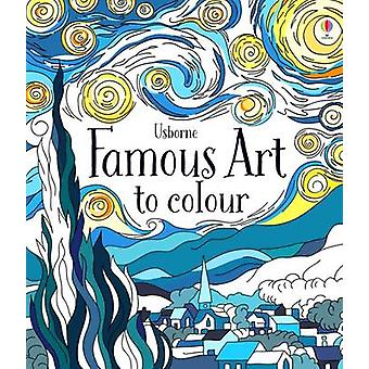 Famous Art to Colour by Meredith & Susan