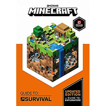 Minecraft Guide to Survival by Minecraft - 9781405296502 Book
