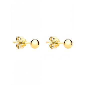 Eternity 9ct Gold Kids 3mm Ball Stud Boucles d'oreilles