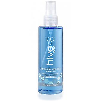 Bijenkorf van Beauty post Treatment olie vrij na Wax Skin verzachtende spray-200ml