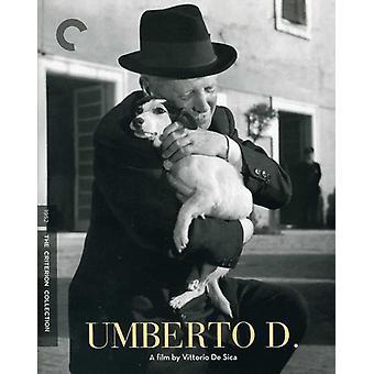 Umberto D [BLU-RAY] USA importerer
