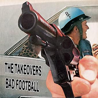 Takeovers - Bad Football [CD] USA import
