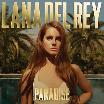 Lana Del Rey - né à importation USA Die [CD]