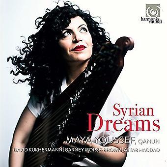 Youssef*Maya / Morse-Brown / Flaig & Haddad - Syrian Dreams [CD] USA import