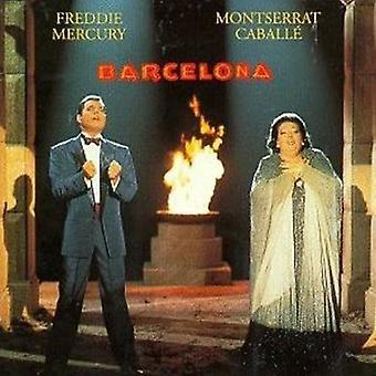 Mercury/Caballe - Barcelona [CD] USA import