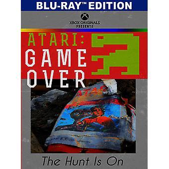 Atari: Game Over [Blu-ray] USA import