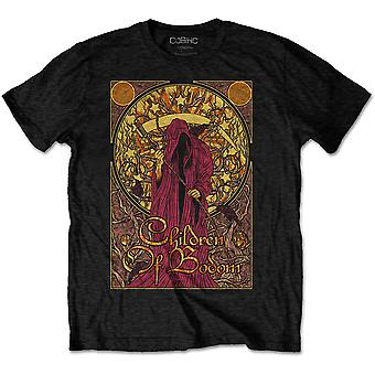 Kinder von Bodom Nouveau Reaper offiziellen T-Shirt T-Shirt Unisex