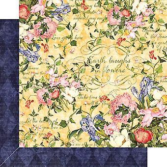 Grafik 45 Sonnenbeschienenes Medley 12 x 12 Zoll Papierpack