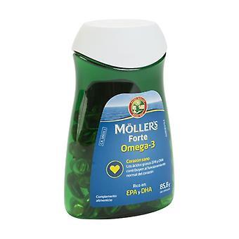 Muller's Forte Omega 3 60 capsules