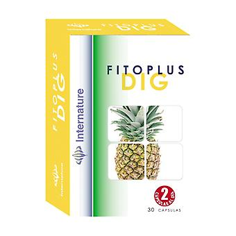 Phytoplus-Dig 30 capsules