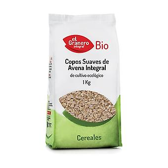 Soft flakes of whole oats 1 kg