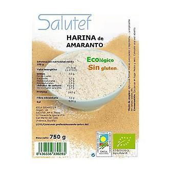 Farine d'amarante ECO 750 g de poudre