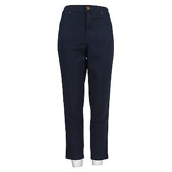 Joan Rivers Femmes-apos;s Petite Jeans Joan-apos;s Ankle Length Blue A303073