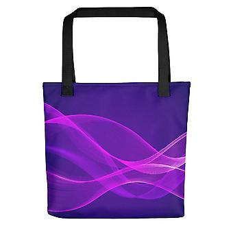 Small Tote Bag | Silky print