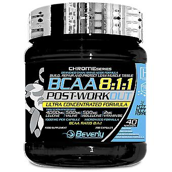 Beverly Nutrition BCAA 8: 1: 1 Post-Workout 100 Capsules