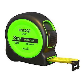 Fisco AP8ME A1-Plus Tape 8m/26ft (Width 25mm) FSCAP8MEHV