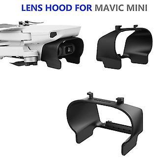 Capucha de lente Anti-deslumbramiento Cubierta -gimbal Protector Sombrilla para Dji Mavic