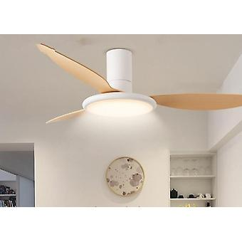 Nordic Minimalist Bing Vision Design Fan Lamp