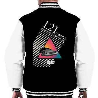 Takaisin tulevaisuuteen 121 G Watts Men's Varsity Jacket
