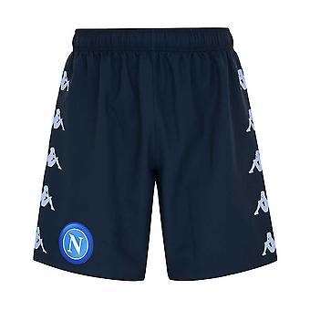 2020-2021 Napoli tredje shorts (dyp blå)
