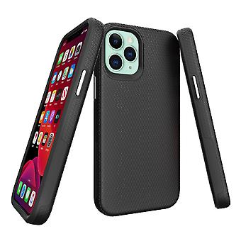 Für iPhone 12 mini Case Armour Shockproof Strong Light Slim Cover Black