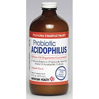 Amerikan terveys acidophilus kulttuuri, plain 16 Fl Oz