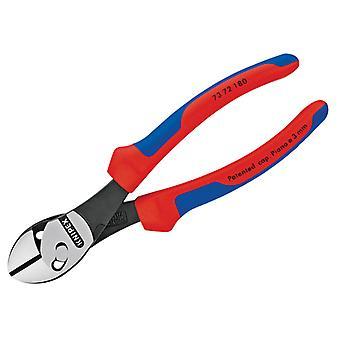 Knipex Twinforce Seitenschneider Mehrkomponentengriff 180mm (7in) KPX7372180