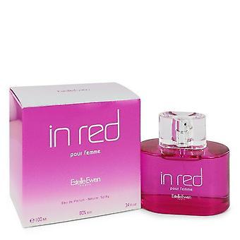 Estelle Ewen In Red Eau De Parfum Spray By Estelle Ewen 3.4 oz Eau De Parfum Spray