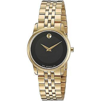 Movado - Wristwatch - Unisex - 0607005 - Museum Classic -