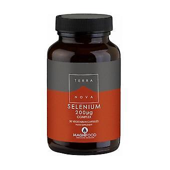 Selenium Complex 50 capsules van 200mg