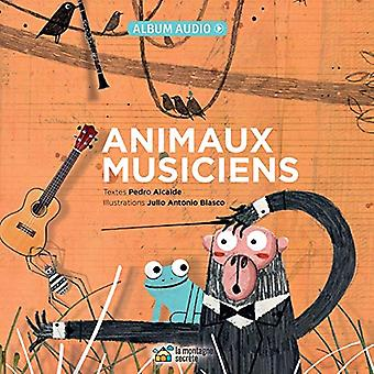 Animaux Musiciens