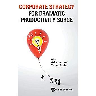 Stratégie d'entreprise pour une hausse spectaculaire de la productivité