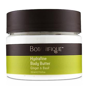 Botanifique Hydrafine Body Butter - Ginger & Basil 350ml/11.8oz