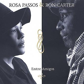 Passos/Carter - Entre Amigos [CD] USA import
