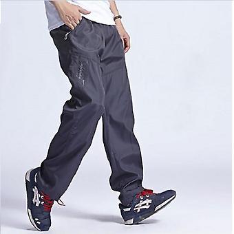 Pantaloni e pantaloni attivi casual da uomo rapidamente asciutti e pantaloni attivi
