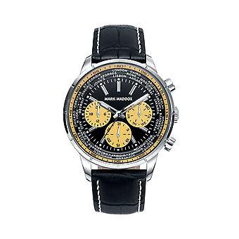 Mark maddox watch casual. 44 mm. quartz hc7002-57